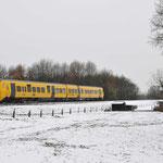 10 December 2017: Lichtenvoorde-Groenlo / 3426 NSM als trein 82102 vanuit Zwolle naar Blerick bij binnenkomst Lichtenvoorde-Groenlo