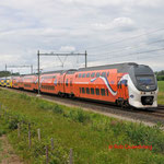 14 Juni 2014: Heeze / 9520,9477 Als intercity naar Maastricht.