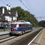 29 September 2017: Klimmen-Ransdaal / Kameel onderweg als trein 28211 van Heerlen naar Maastricht.