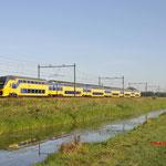 10 September 2016: Hedel / 8660 Als IC vanuit Alkmaar naar Maastricht.