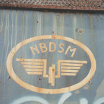 Veghel: 1 Mei 1993 / Rijtuigen NBDSM