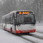 24 Januari 2015: Landgraaf / Veolia 5192 Als bus 33 naar Waubach
