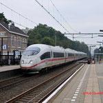 5 September 2014: Wolfheze / 4602 onderweg naar Frankfurt Hbf