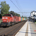 8 September 2016: Oisterwijk / 6437 DBC Met de Acht shuttle uit Acht naar Kijfhoek.