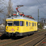 29 Januari 2015: Rheinhausen Ost / 701 167 DB onderweg naar Emplacement Rheinhausen.