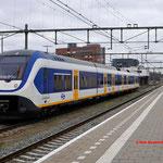 6 Februari 2016: Eindhoven / 2408 Als carnaval express vanaf de werkplaats.