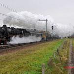 6 December 2014: Nuth / 01 1075 SSN Met de kerstexpress naar Aachen