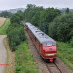 12 Juli 2014: Simpelveld / Plan u 115 onderweg naar Vetschau