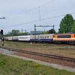 11 Mei 2015: Eindhoven / 9908 Locon met Laurentius Partytrein.