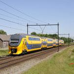 25 Mei 2017: Horst-Sevenum / 9402 Als IC van Venlo naar Schiphol Airport.