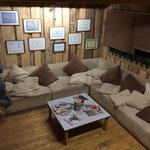 Loungebereich, innen