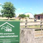 VFD® zertifiziert (Wanderreitstation und Ausbildungsstätte)