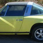 '77 Porsche 911 S Targa