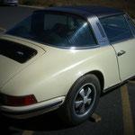 '73 Porsche 911 Targa