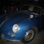 '64 Porsche 356 SC Cabrio