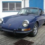 '71 Porsche 911 T Coupe