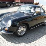 '64 Porsche 356 C Coupe