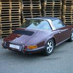 '70 Porsche 911 S Targa