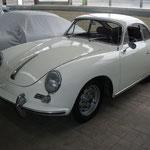 '62 Porsche 356 BT6 Coupe