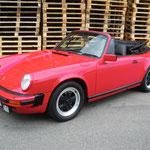 '83 Porsche 911 SC Cabrio