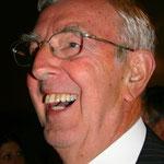 Initiator Prof. Peter Fürst freut sich über eine gelungene Eröffnung