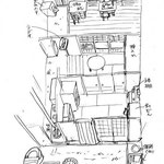ボクの生まれた家 - 岐阜県 羽島郡 八剣(やつるぎ)  現在は羽島郡岐南町