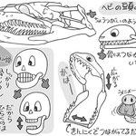 ヘビの顎骨の仕組み