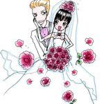 国際結婚一年生(塚越悦子著 主婦の友社刊)表紙