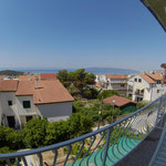 ZImmer Südseite Pension Batosic Makarska