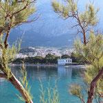 Spaziergang Makarska