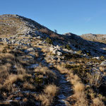 Wandern Makarska Batosic