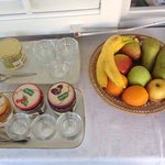 Gesundes Frühstück Pension Batosic Makarska