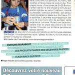 Article sur le tv magazine du var matin de février 2012