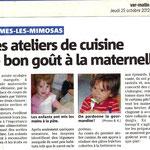 Article octobre 2012