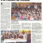 Article du mois de mai 2012