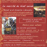 Noël à Bormes les Mimosas 2011
