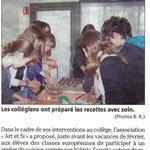 Article du mois de mars 2012