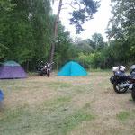 Il mio Cali e la tenda