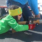 Saisonabschluss mit Biathlon in Obertilliach 2016