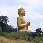 Buddha ist omnipräsent