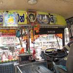Busfahren - immer ein Abenteuer