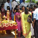 Hindu Hochzeit - 3500 Gäste