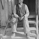 Former Slave Henry Brooks in 1941 - Farm Security Administration