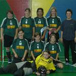 Die Junioren im Jahr 2006