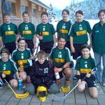 Die erste Juniorenmannschaft unseres Vereins 2005