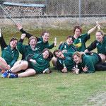 Die Damenmannschaft ende Saison 2008