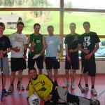 Sieger Dorf-Turnier 2009