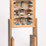 NIPPES, 2006, MIXED MEDIA, 57 X 32 X 16 CM