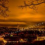 Stuttgart Nacht bei 0669