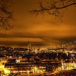 Stuttgart Nacht bei 0668